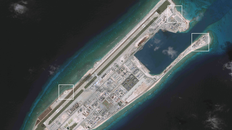 EXCLUSIVE: Signs China may house missiles on islands