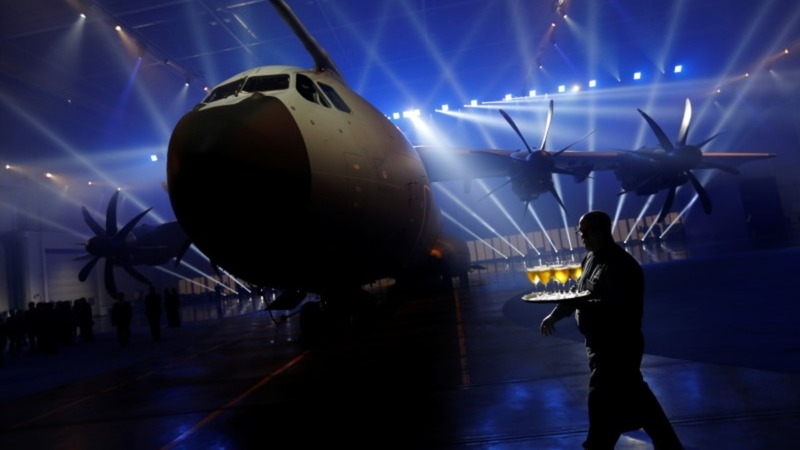 Airbus resilient despite military plane costs