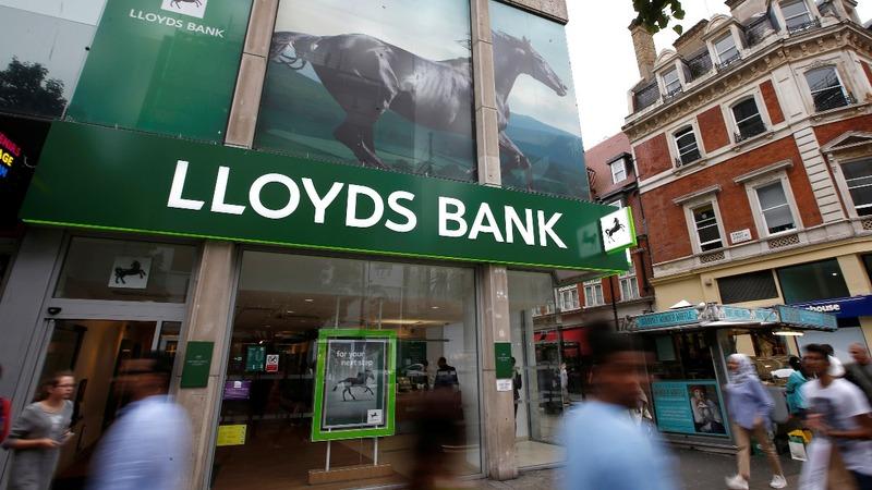 Lloyds hits 10-year profit high