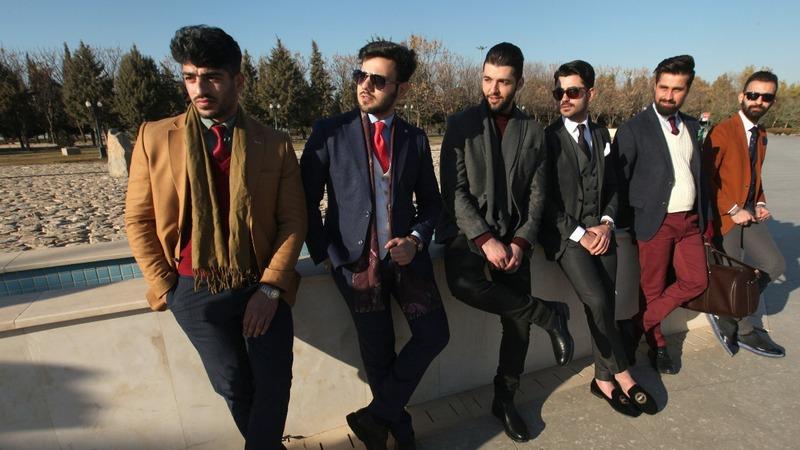Iraqi hipsters put Erbil on fashion map
