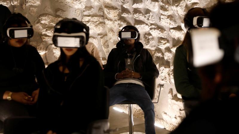 Jerusalem VR tour takes visitors back in time