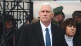 VERBATIM: Pence condemns vandalism at Jewish cemetery