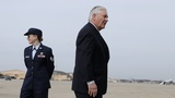 Tillerson and Kelly in Mexico amid hostile relations