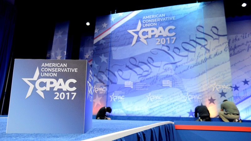 Trump's brand of populism shakes up CPAC 2017