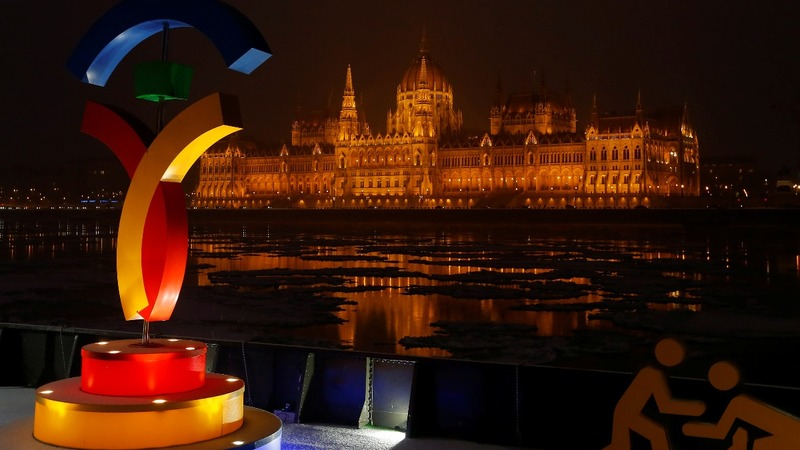 Budapest quits 2024 Olympic race