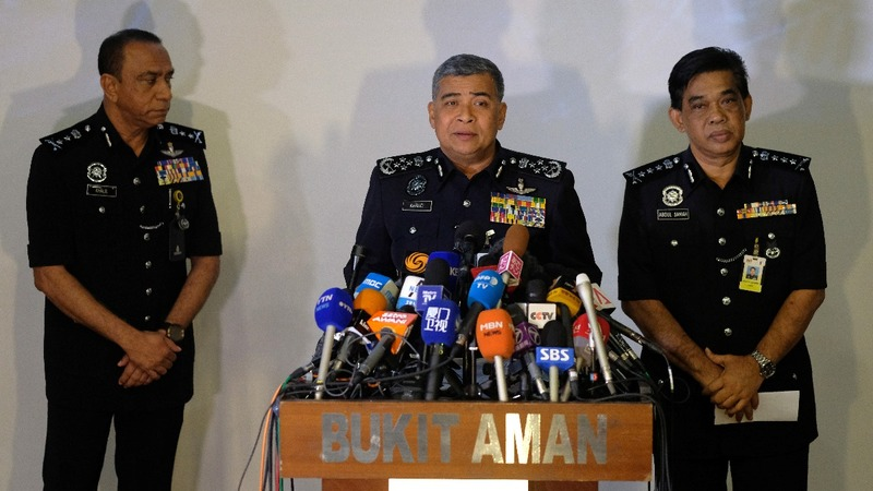 Malaysia requests Interpol alert over airport murder