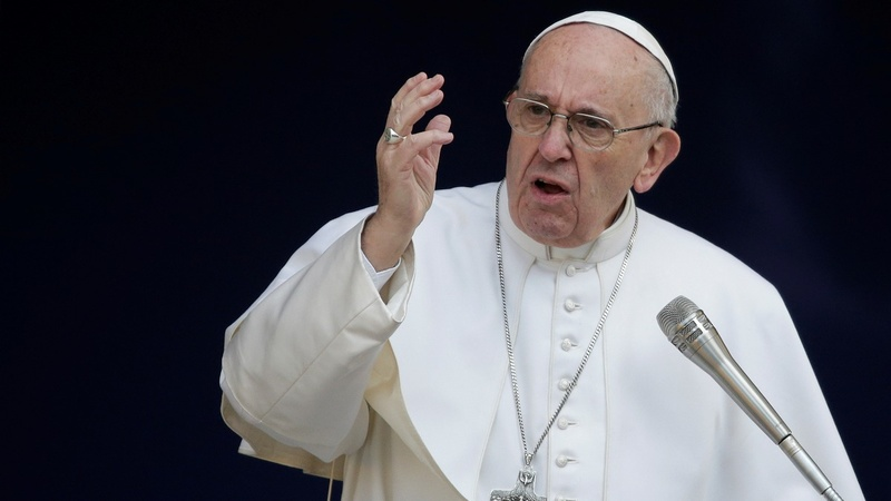Pope suggests 'better to be atheist than a bad Catholic'