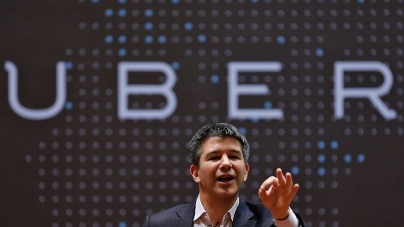 Uber investors slam its 'destructive culture'