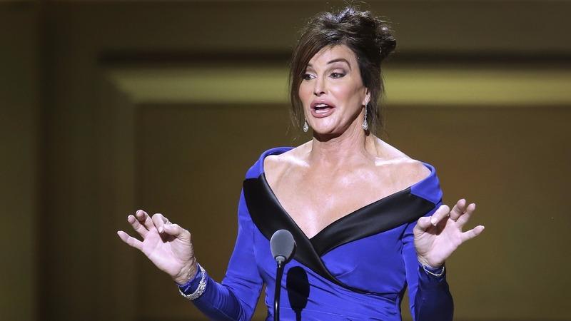 VERBATIM: Caitlyn Jenner slams Trump on trans policy