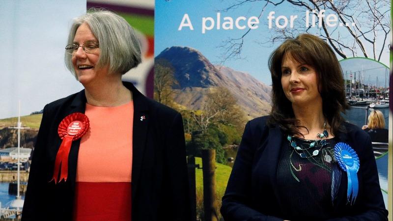 UK's Labour faces damaging election defeat