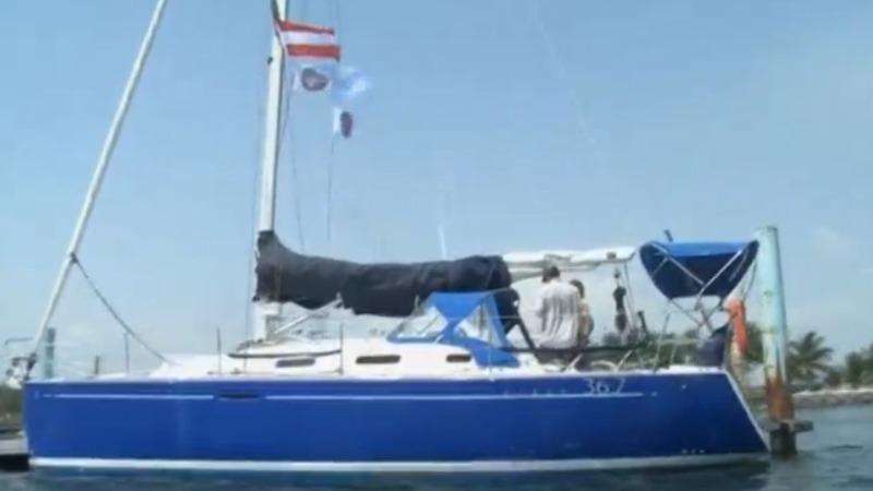 Guatemalan navy blocks Dutch 'abortion ship'