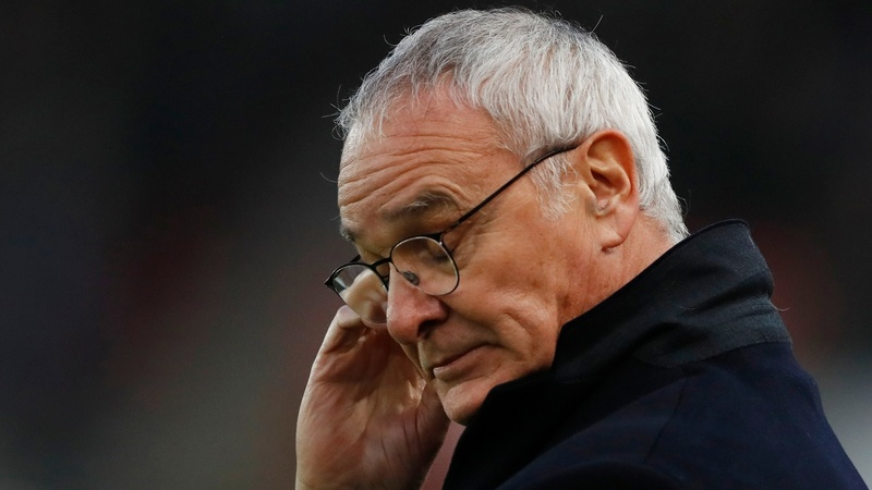 Leicester sack Ranieri nine months after triumph