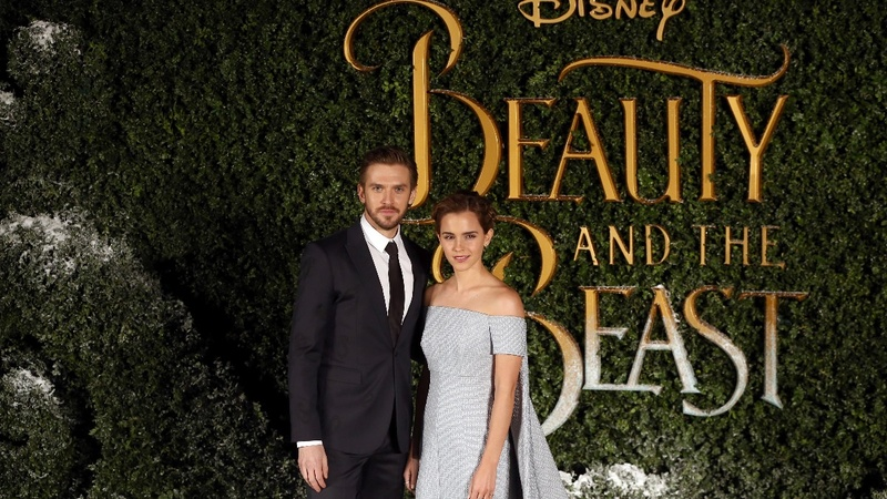 Beauty and the Beast premieres in London