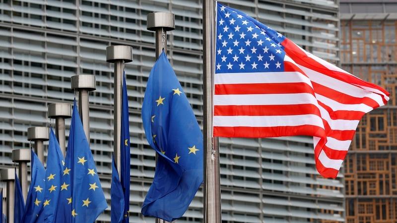 EU diplomats wary of Trump's sudden praise