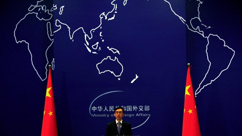 VERBATIM: China to Trump: Yes, we are the 'grand champion'