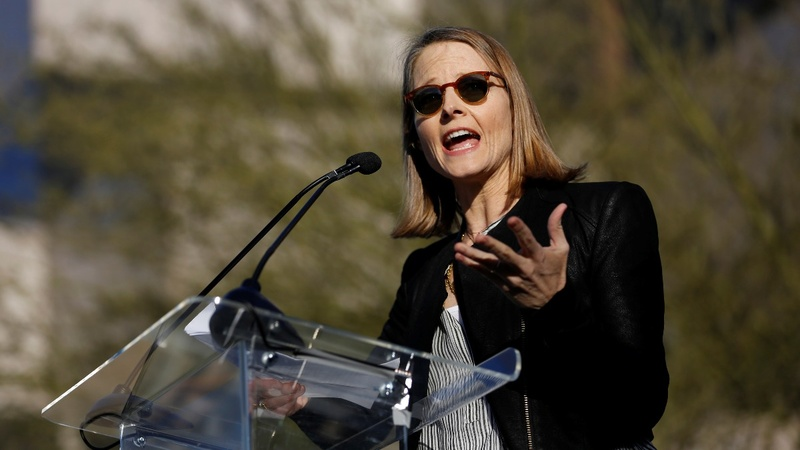 Hollywood protest trumps Oscar party