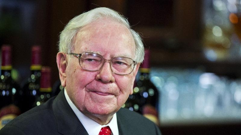 Warren Buffet bets big on corporate America