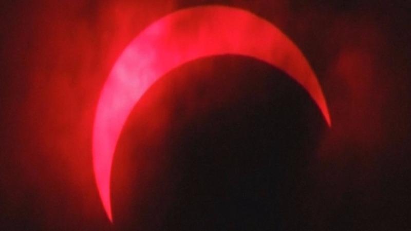 INSIGHT: Solar eclipse wows Latin America