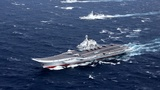 China to ramp up naval spending, wary of Trump