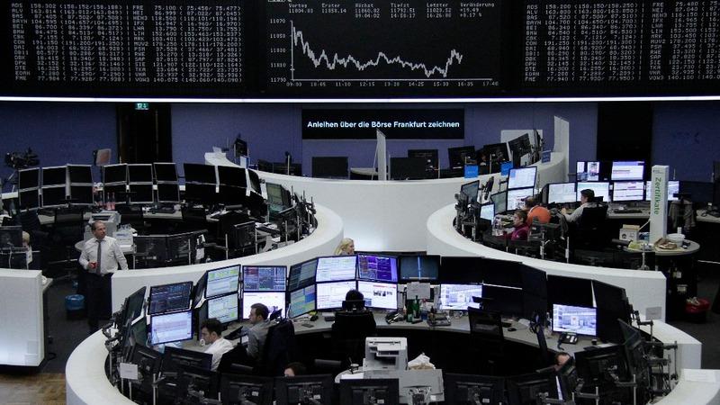 French elex polls shake Europe's bond markets