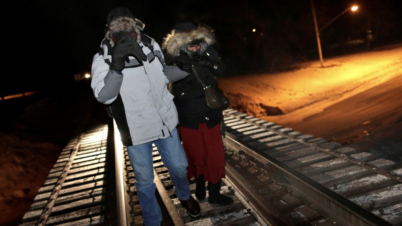 A Canadian town deals with influx of illegal migrants