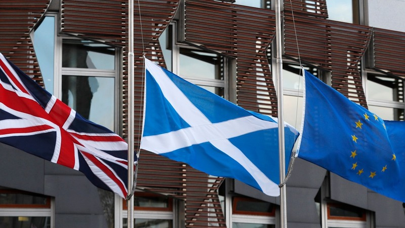 Scotland leader ups independence warning over Brexit