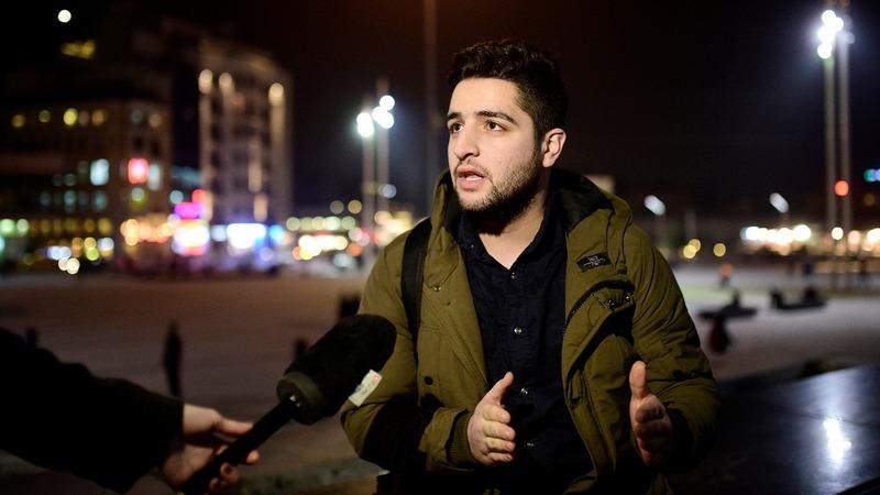 Oscar win 'an honour' for Syria's White Helmets