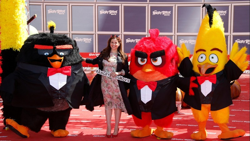 Hit Angry Birds movie catapults game creator back to profit