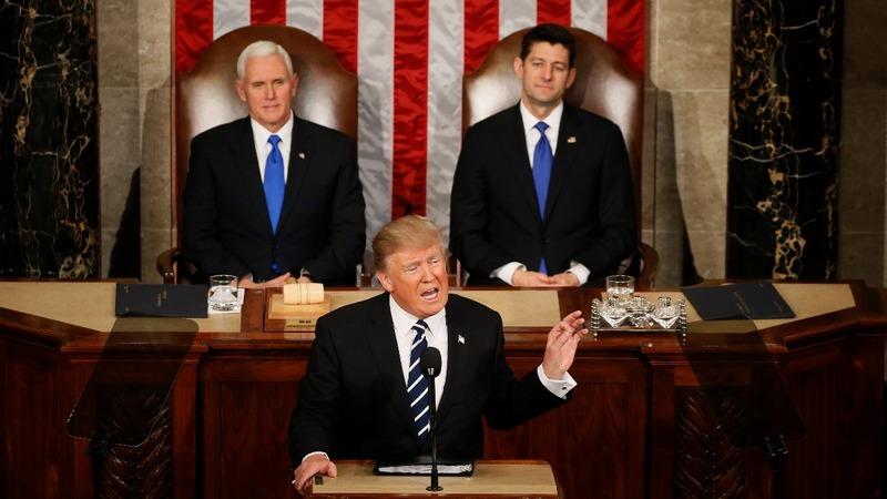 VERBATIM: Trump pledges American 'renewal'