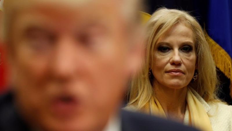 WH: Conway did nothing wrong when plugging Ivanka