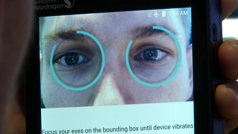 Eye-opening security tech at Mobile World Congress