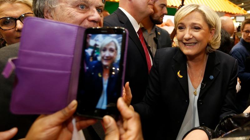 Marine Le Pen loses EU parliament immunity