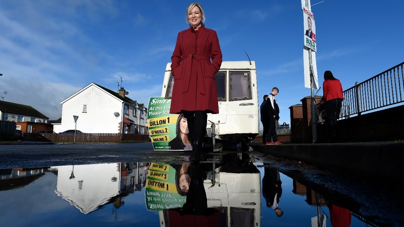 N.Ireland votes to try to break deadlock