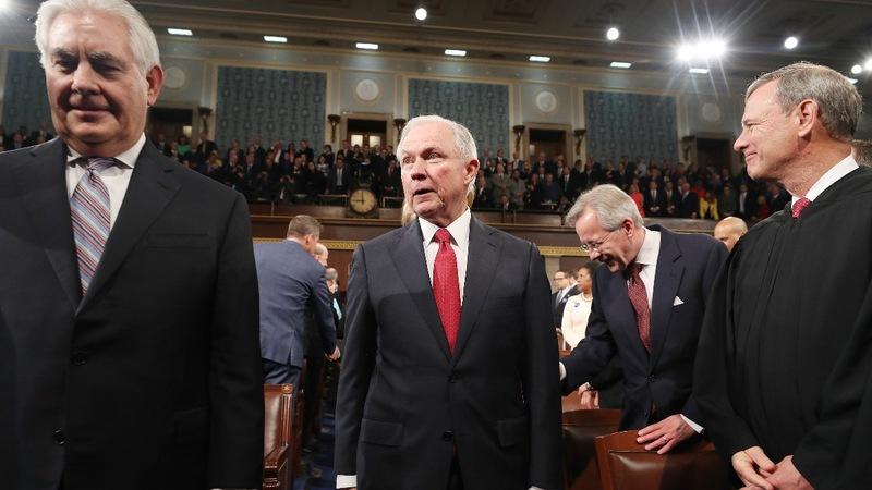 VERBATIM: Lawmakers on Jeff Sessions's Russia ties