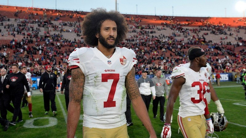 Kaepernick will no longer kneel during national anthem - report