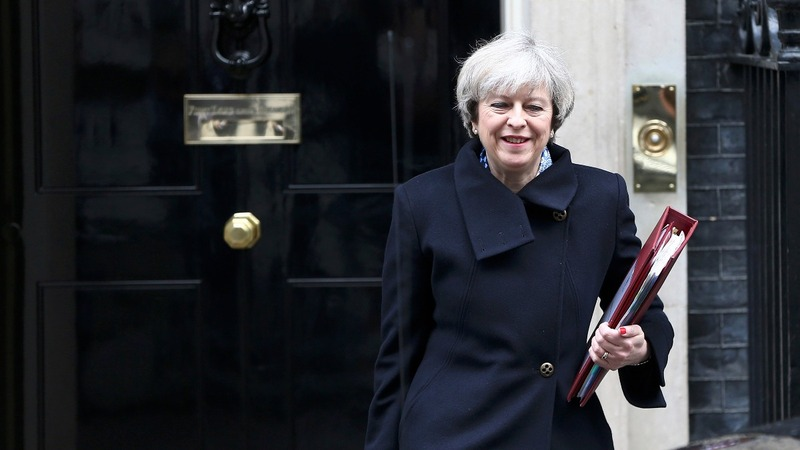 SNP 'obsessing' over independence, says May