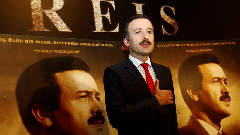Critics question timing of Erdogan film release
