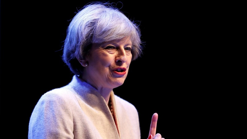 No economic case for breaking UK, says May