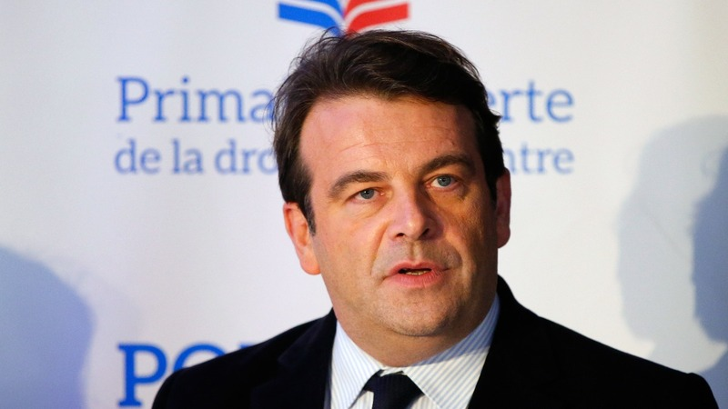 Fillon's chief spokesman steps down