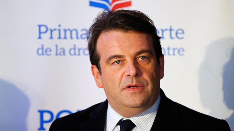 Fillon's chief spokesman steps down