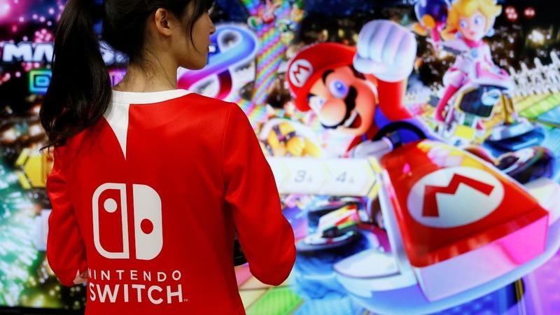 Players, investors, snap up Nintendo