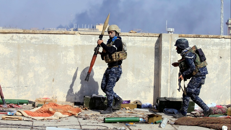 Fresh push to capture western Mosul from IS