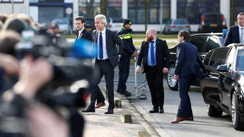 VERBATIM: Wilders wants Turkish cabinet ban