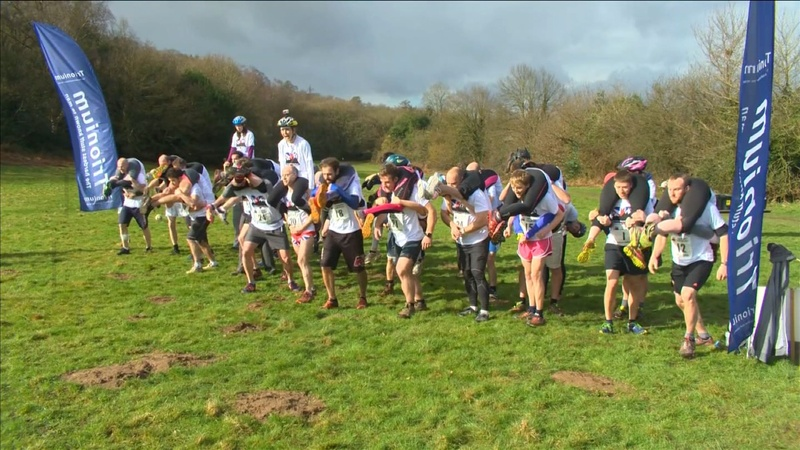 INSIGHT: UK Wife Carrying Championship 2017
