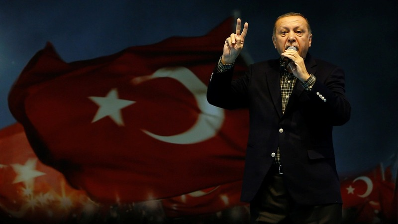 Germany clinging to 'Nazi era' - Turkish leader