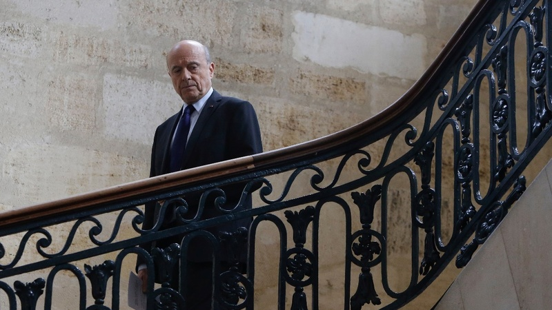 "Juppe drops election bid in ""sick"" France"
