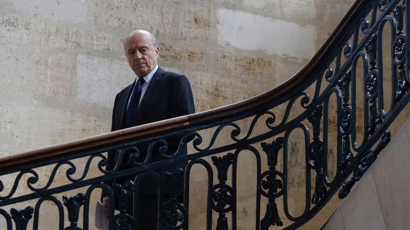 "Juppe drops election bid in ""sick"" France"
