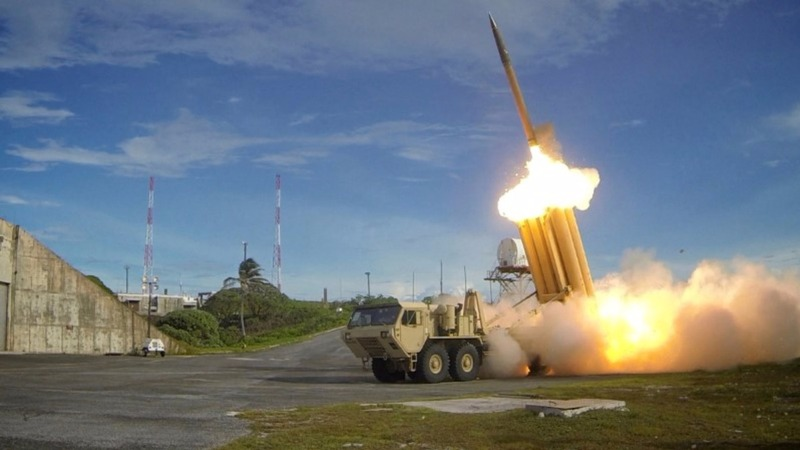 U.S. rolls out anti-missile system in South Korea