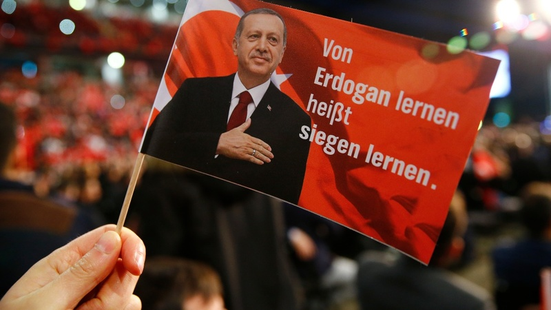 Turkey defiant as German cities ban expat rallies