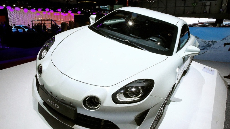 Premium cars get 'Formula One' makeover